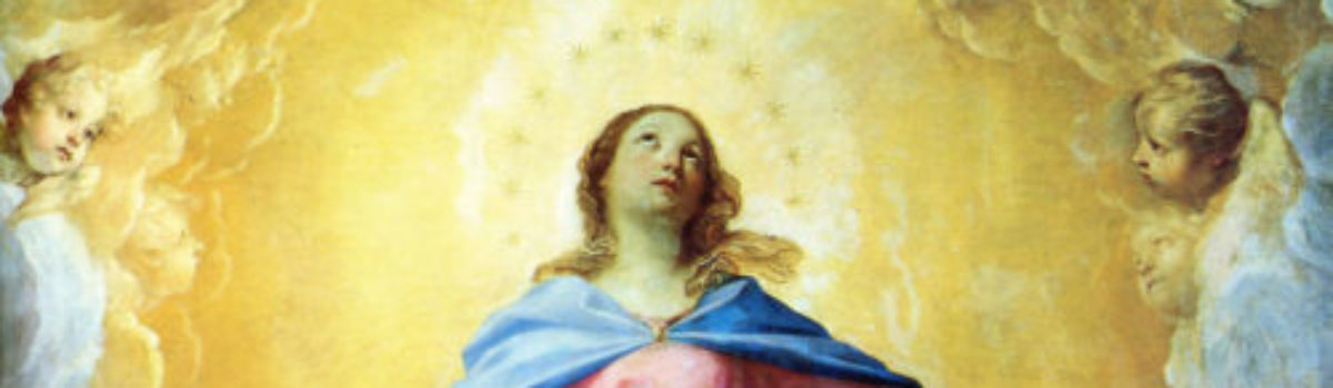Assumption Holy Day of Obligation
